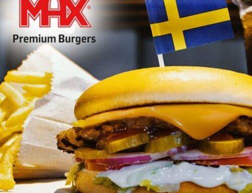 气候正效益汉堡-瑞典的Max Burgers